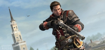 Artwork ke hře Assassin´s Creed: Rogue