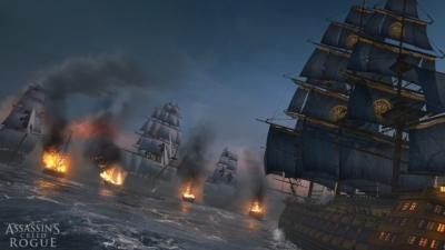Artwork ke hře Assassin´s Creed: Rogue