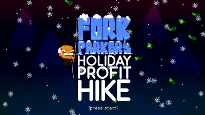 Artwork ke hře Fork Parker´s Holiday Profit Hike