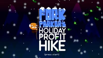 Screen ze hry Fork Parker´s Holiday Profit Hike