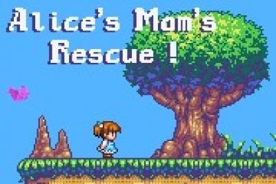 Artwork ke hře Alice´s Mom´s Rescue