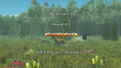 Screen ze hry Deer Hunt Legends