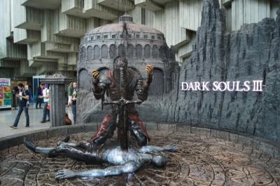 Screen ze hry Dark Souls III