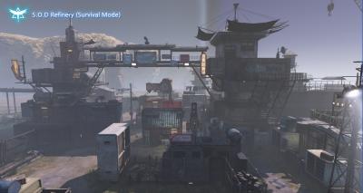 Screen ze hry CroNix