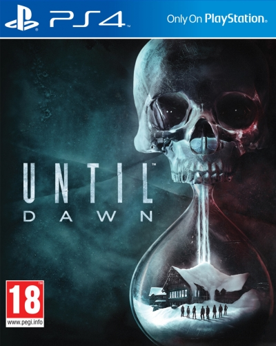 Artwork ke hře Until Dawn