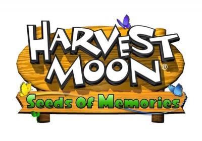 Artwork ke hře Harvest Moon: Seeds of Memories