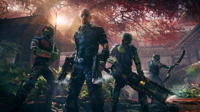 Artwork ke hře Shadow Warrior 2