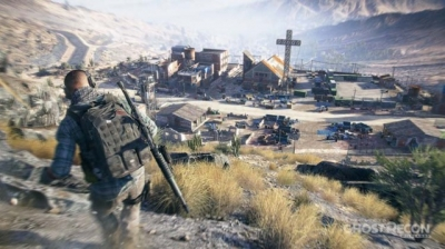 Artwork ke hře Tom Clancy´s Ghost Recon: Wildlands