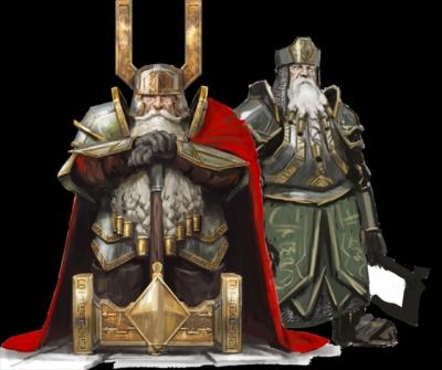 Artwork ke hře The Dwarves
