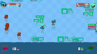 Screen ze hry Relic Hunters Zero