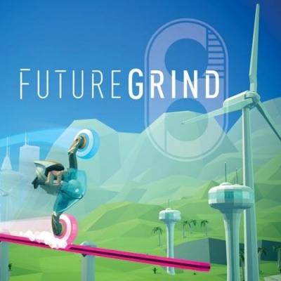 Artwork ke hře FutureGrind
