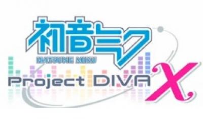 Artwork ke hře Hatsune Miku: Project Diva X