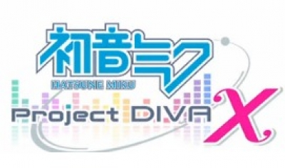 Artwork ke hře Hatsune Miku: Project Diva X
