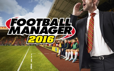 Artwork ke hře Football Manager 2016