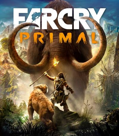 Artwork ke hře Far Cry: Primal