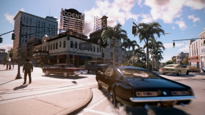 Screen ze hry Mafia III