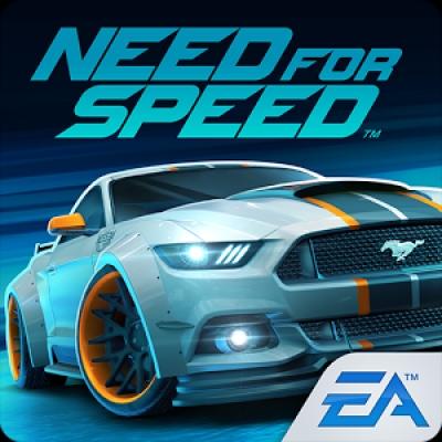 Artwork ke hře Need for Speed: No Limits