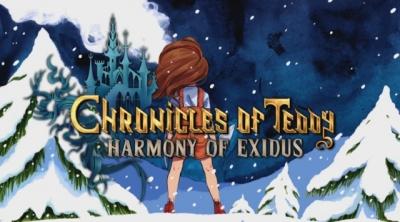 Artwork ke hře Chronicles of Teddy: Harmony of Exidus