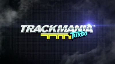 Screen ze hry Trackmania Turbo