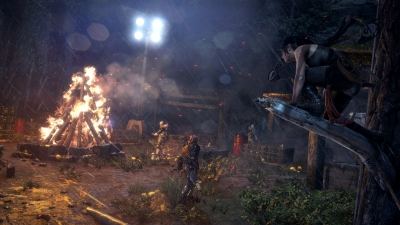 Screen ze hry Rise of the Tomb Raider