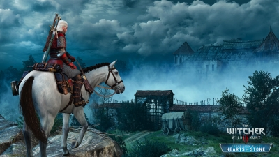 Screen ze hry The Witcher 3: Wild Hunt - Hearts of Stone