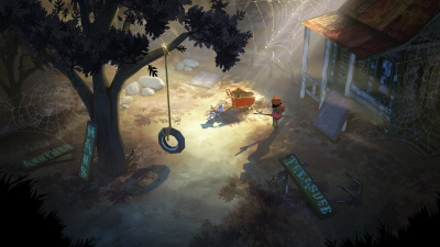 Screen ze hry The Flame in the Flood