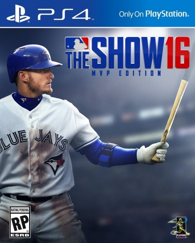 Artwork ke hře MLB The Show 16