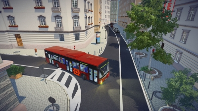 Artwork ke hře Bus Simulator 16
