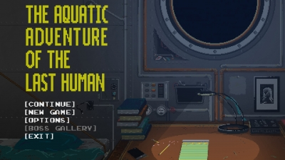 Screen ze hry The Aquatic Adventure of the Last Human