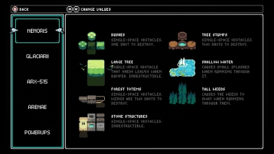 Screen ze hry Invisigun Heroes