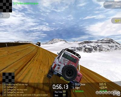 Screen TrackMania United