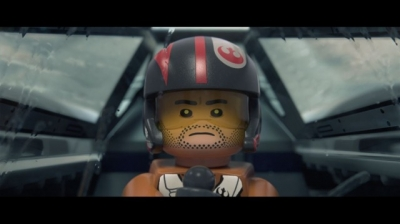 Screen ze hry LEGO Star Wars: The Force Awakens