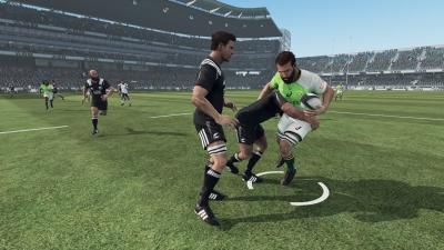 Artwork ke hře Rugby Challenge 3