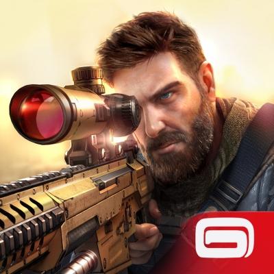 Artwork ke hře Sniper Fury