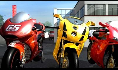 Screen Ducati World Championship