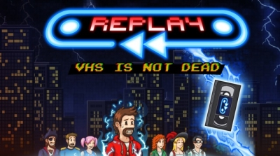 Artwork ke hře Replay: VHS is Not Dead