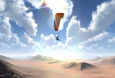 Artwork ke hře 3D Paraglider