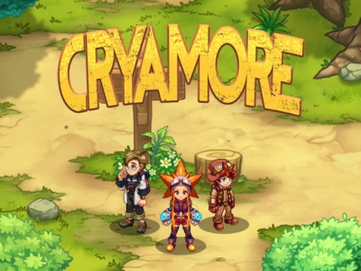 Artwork ke hře Cryamore