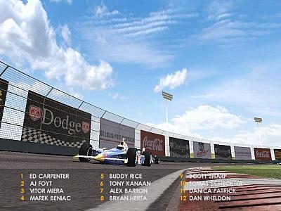 Screen ze hry TOCA Race Driver 3