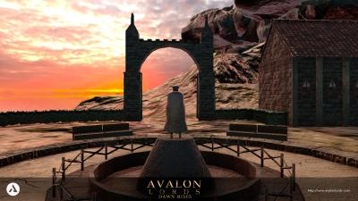 Artwork ke hře Avalon Lords: Dawn Rises