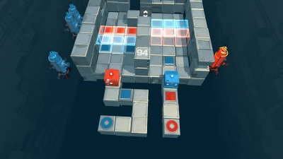 Screen ze hry Death Squared