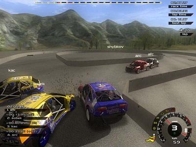 Screen Xpand Rally