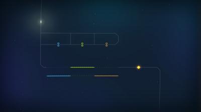 Screen ze hry Linelight
