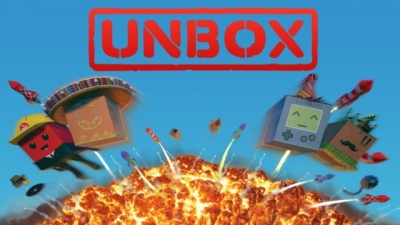 Artwork ke hře Unbox