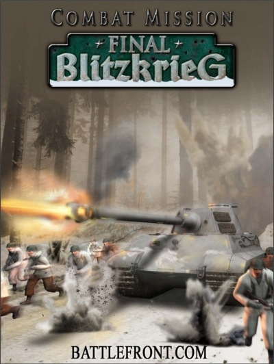 Artwork ke hře Combat Mission: Final Blitzkrieg