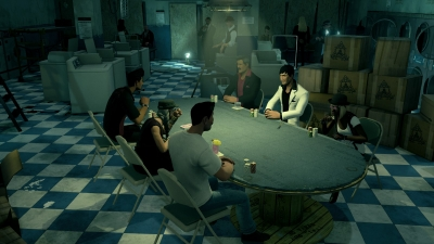 Screen ze hry Prominence Poker