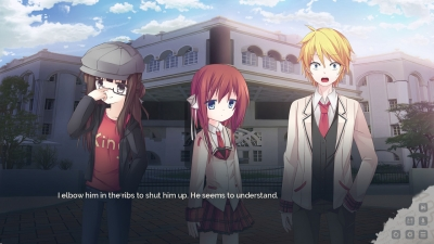 Screen ze hry Lucid9: Inciting Incident