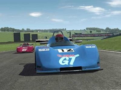 Screen ze hry TOCA Race Driver 2