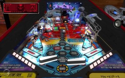 Screen ze hry Stern Pinball Arcade