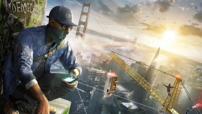 Artwork ke hře Watch Dogs 2